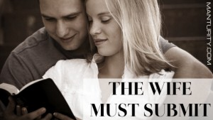 The Wife Must Submit