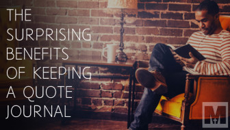 5 Surprising Benefits of Keeping a Quote Journal